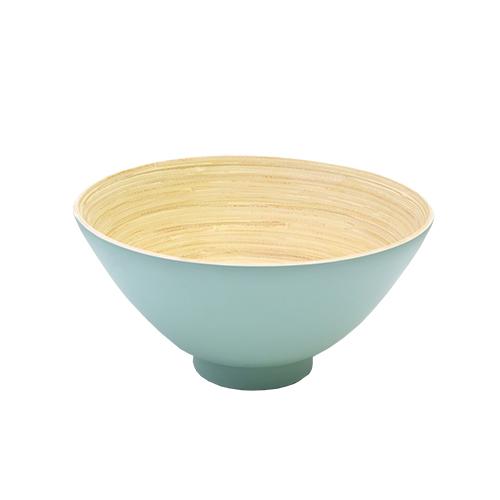 Bol Asia Din Bambus Verde 15 Cm