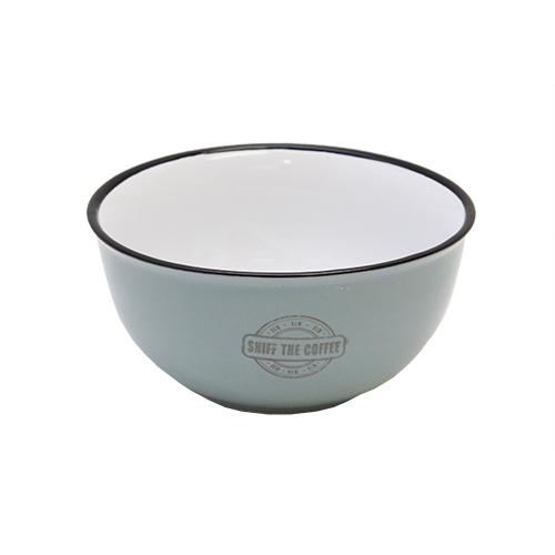 Bol Coffee Din Ceramica Turcoaz 13.5x6.5 Cm