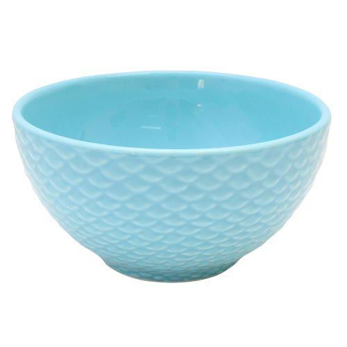 Bol Marine Din Ceramica Turcoaz 15 Cm