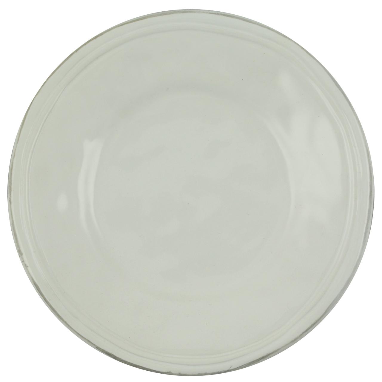 Farfurie Pentru Desert Din Ceramica Alba 20 Cm
