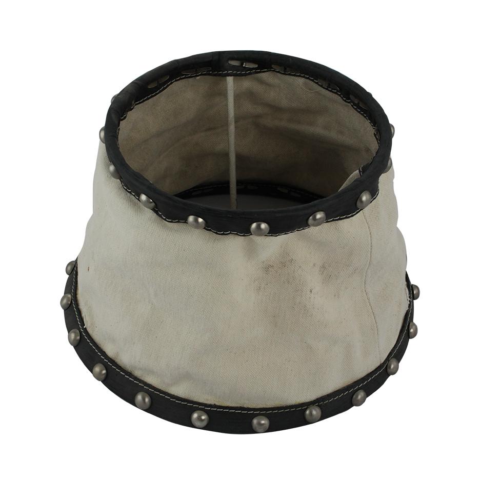 Abajur Retro Gray 20 Cm
