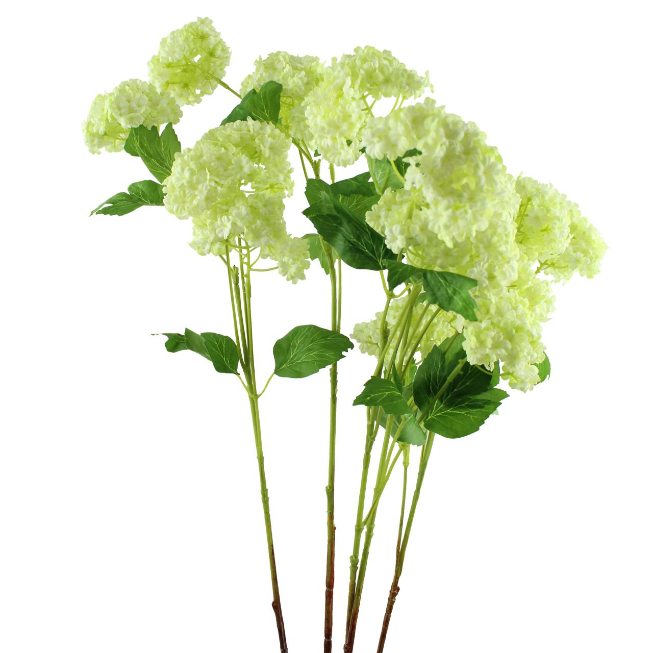 Floare Artificiala Minge De Mai Verde 54 Cm