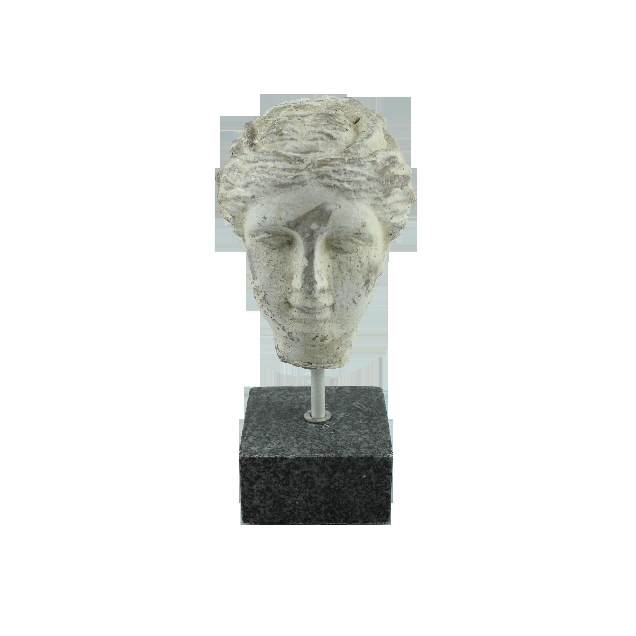 Statueta Zeita Greceasca Din Argila
