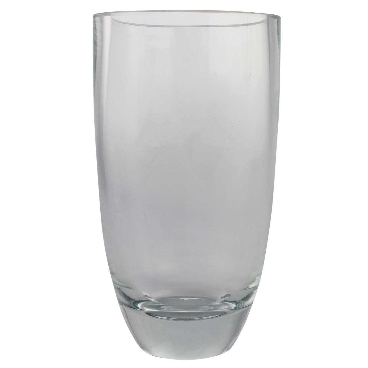 Vaza Decorativa Din Sticla Transparenta
