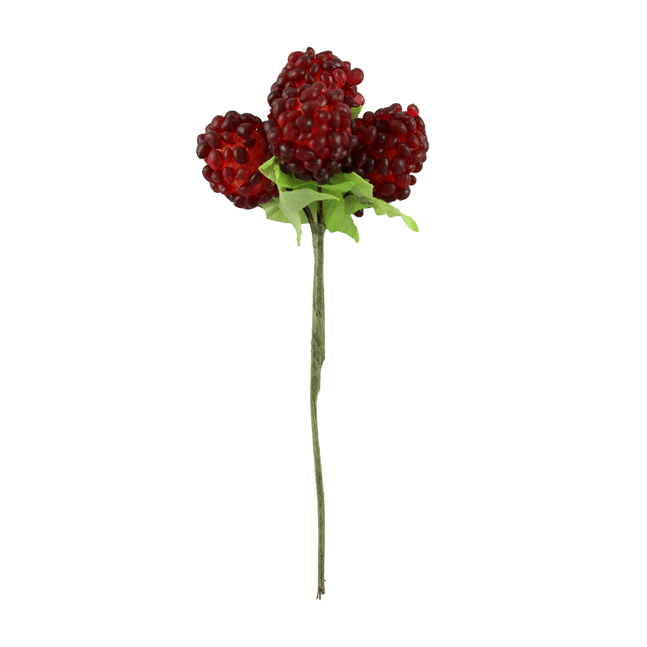 Floare Artificiala Zmeura Visinie 14 Cm