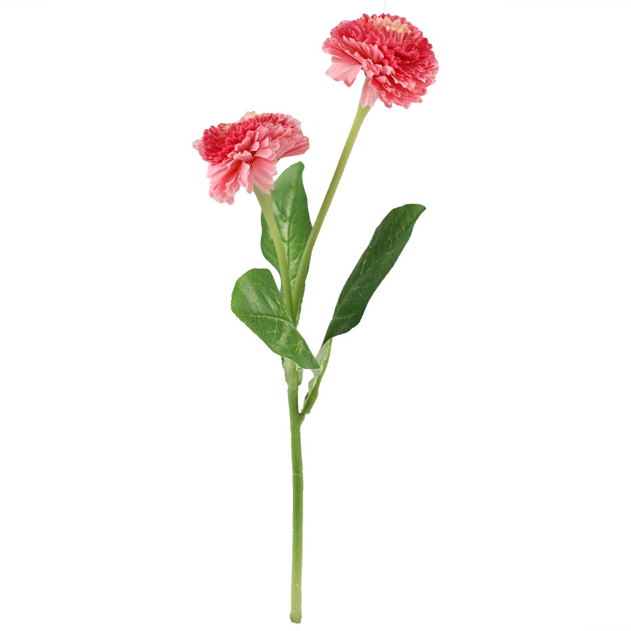 Floare Artificiala Banutei Rosii 26 Cm