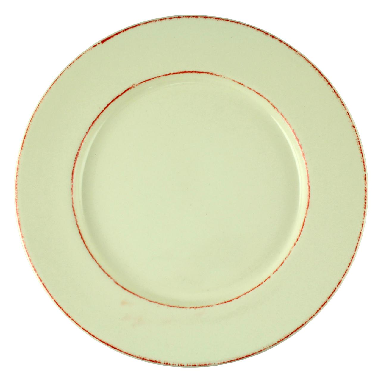 Farfurie Rustica Din Ceramica 26 Cm