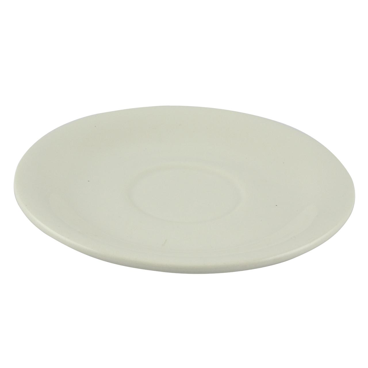 Farfurie Din Ceramica Alba 12 Cm