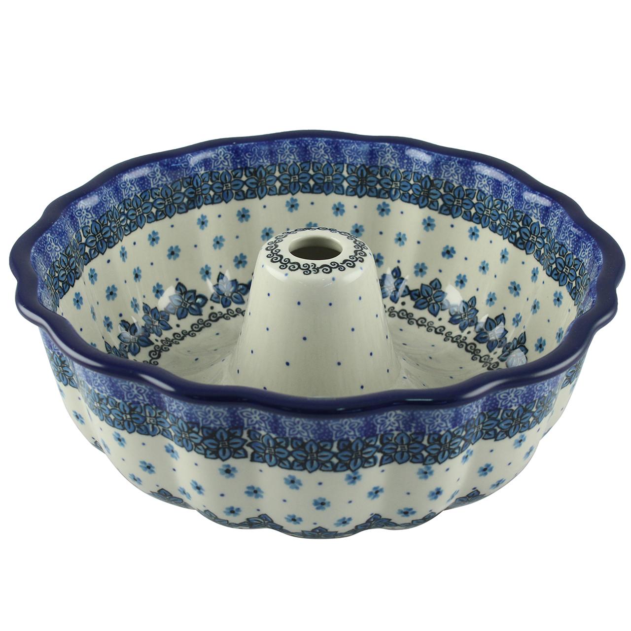 Forma Rotunda Din Ceramica Pentru Cozonac
