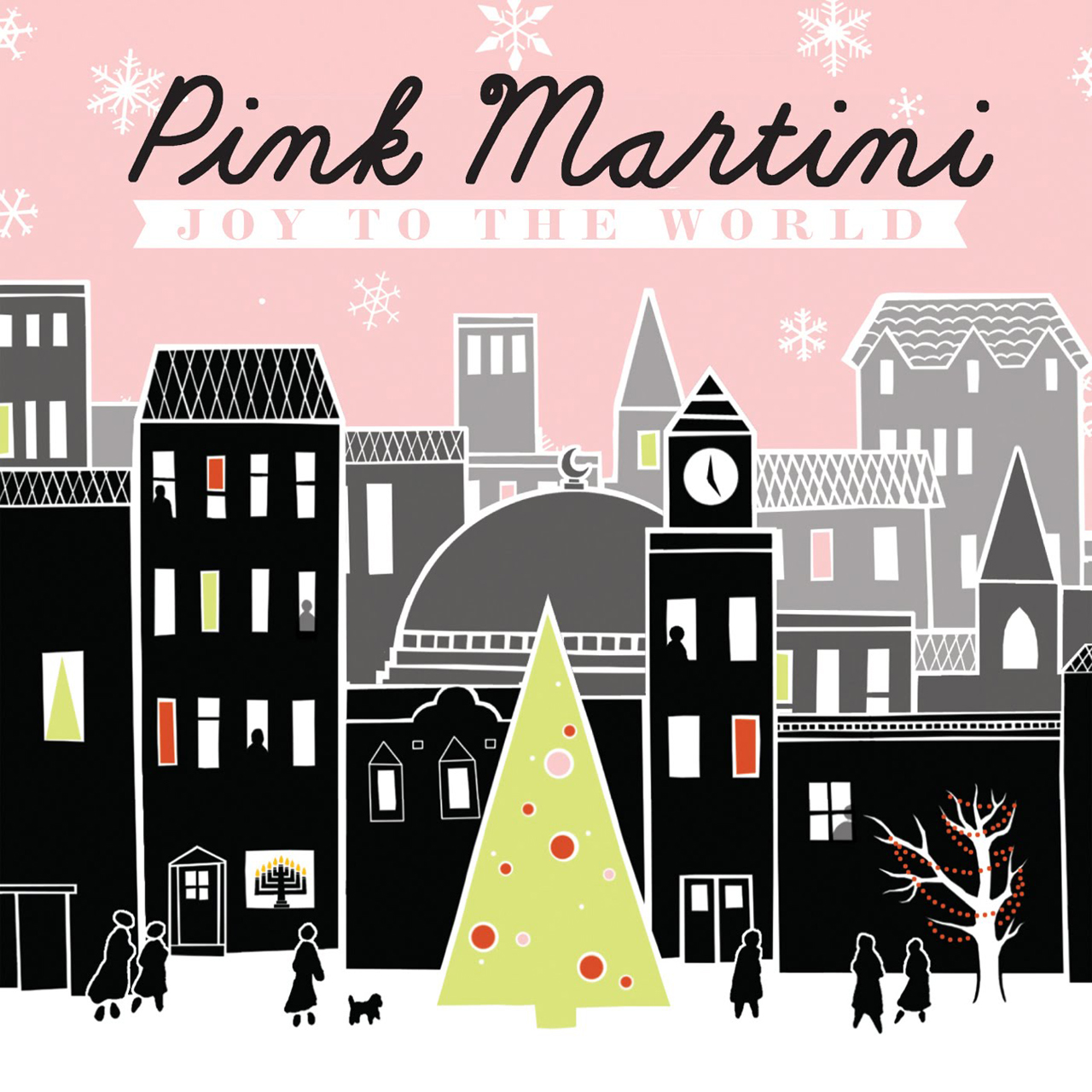 Cd Pink Martini: Joy To The World