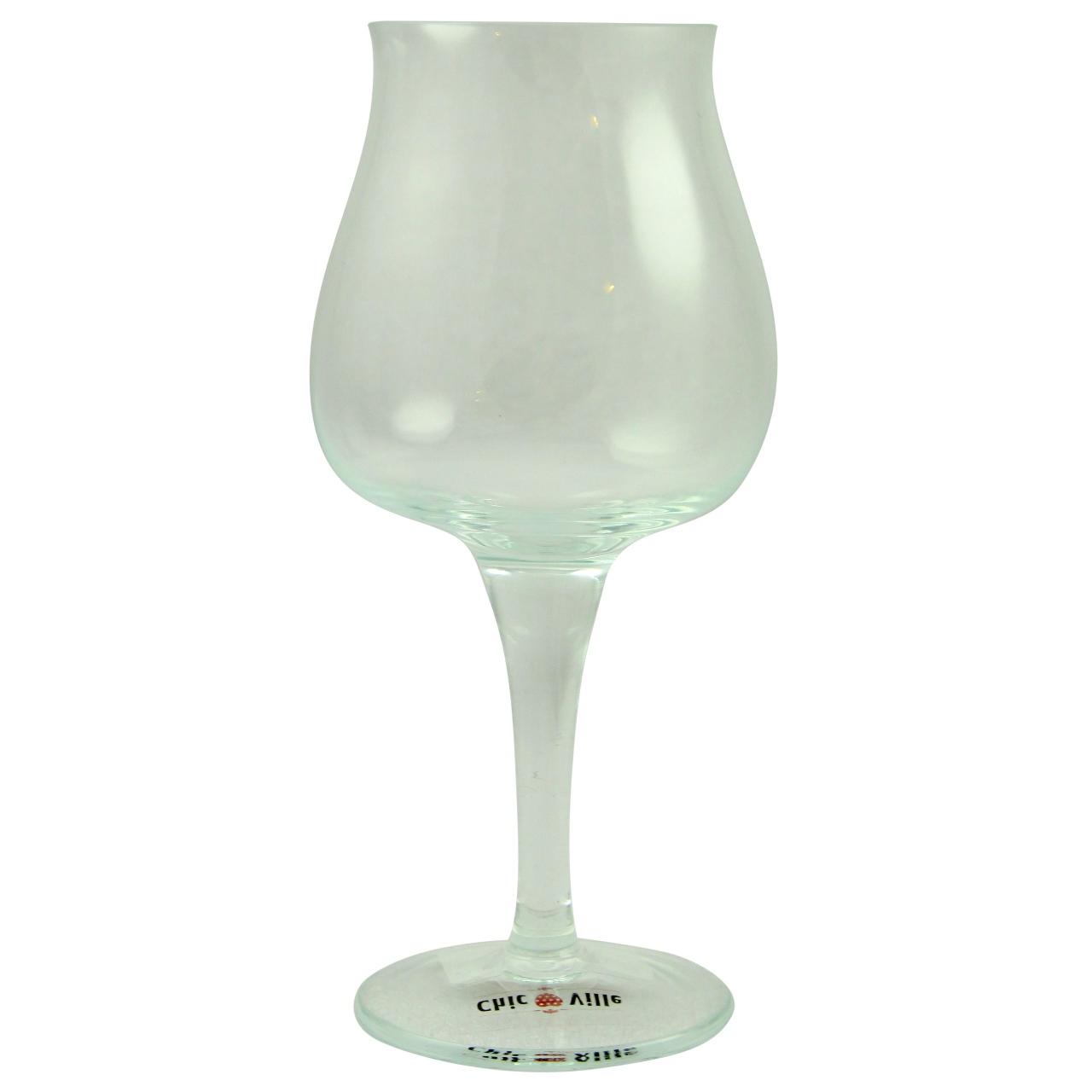 Pahar Cu Picior Din Sticla 25 Cm