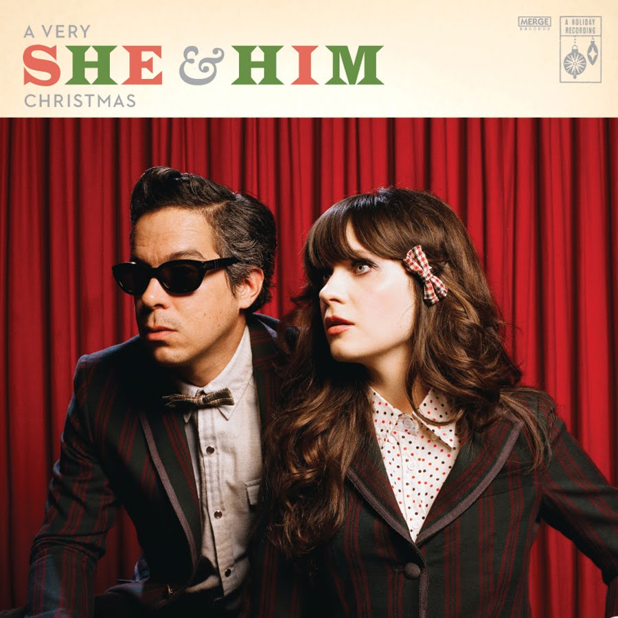 Cd She & Him - A Very Chistmas