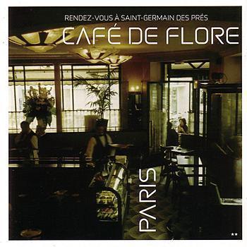 Cd Cafe De Flore: Rendez-vous