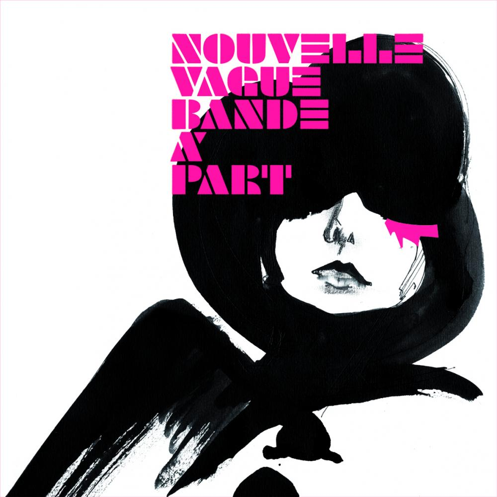 Cd Nouvelle Vague: Bande A Part