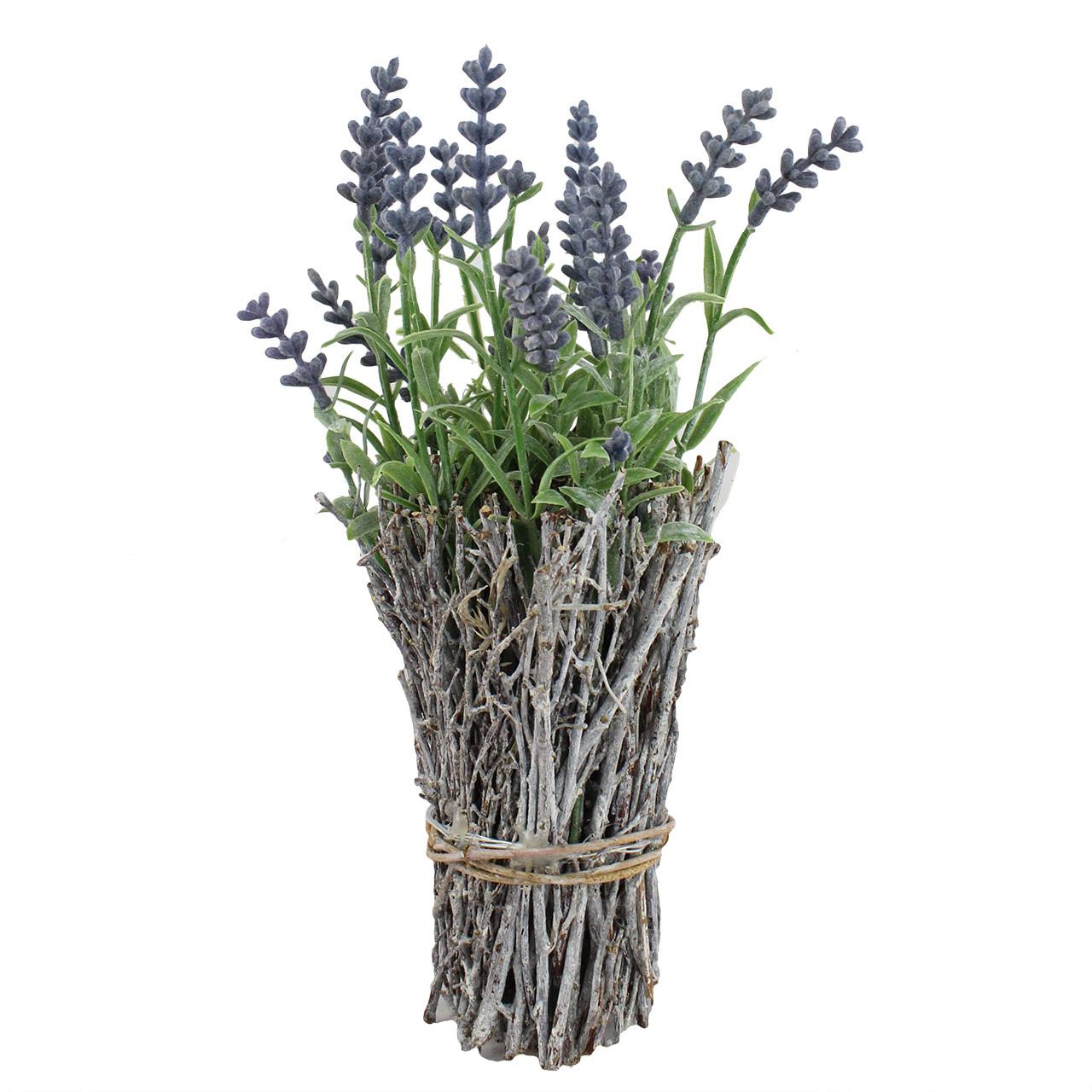 Floare Artificiala Lavanda Cu Nuiele 23 Cm
