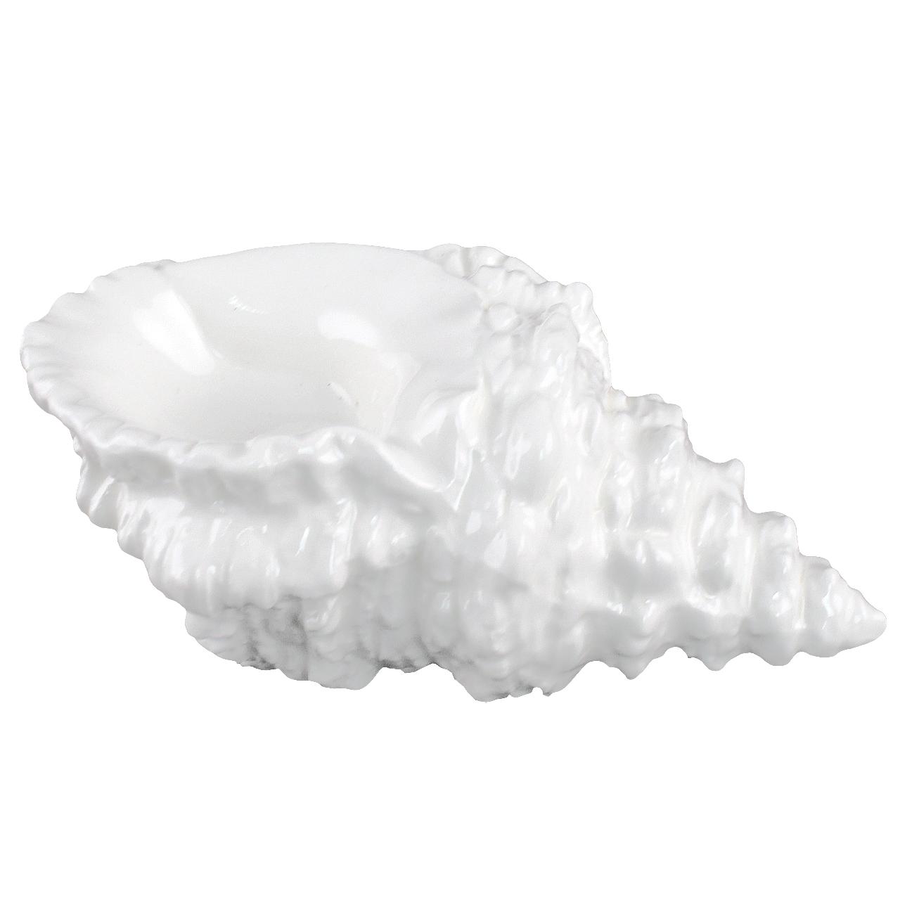 Decoratiune Scoica Din Ceramica 10 Cm
