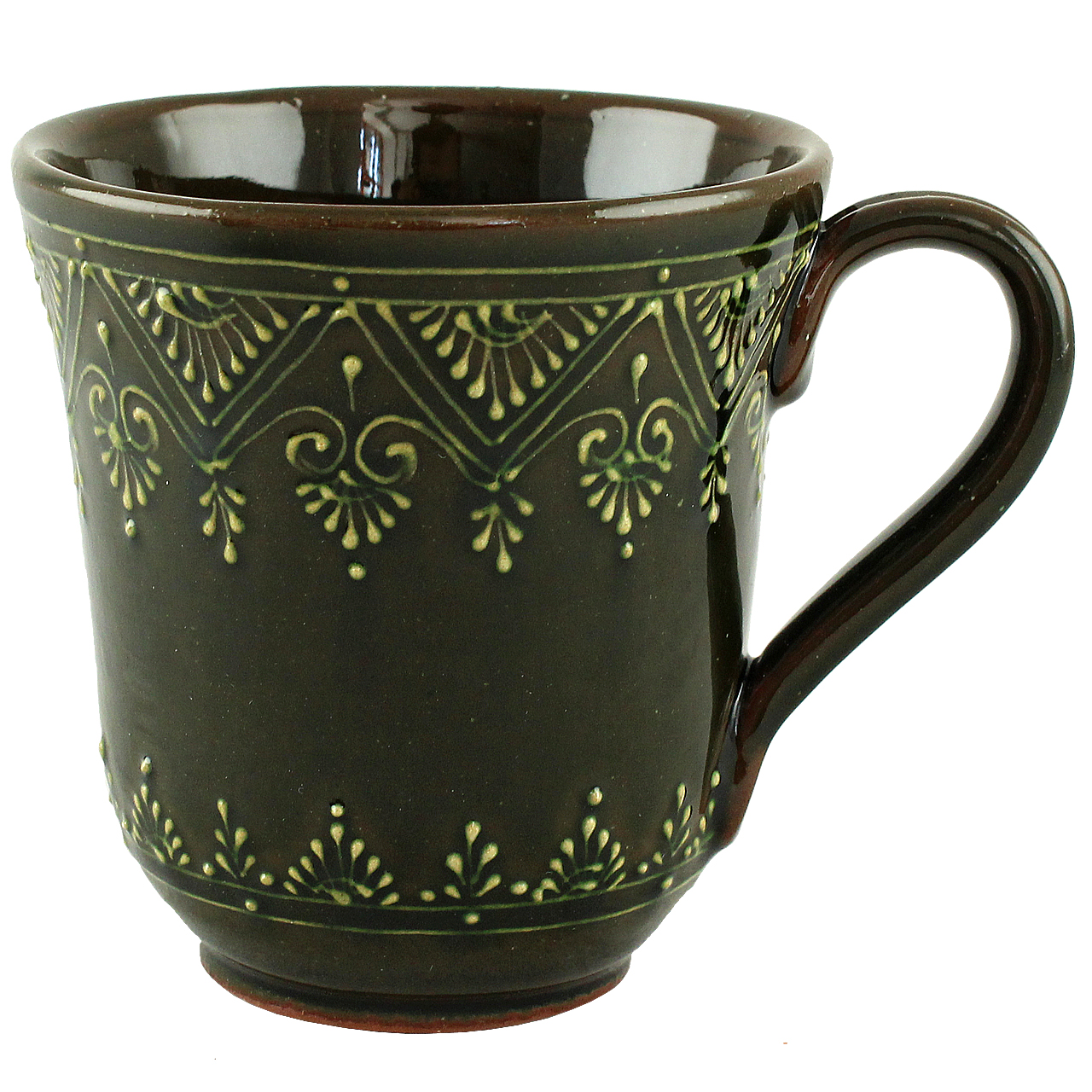 Cana Traditionala Din Ceramica Oliv