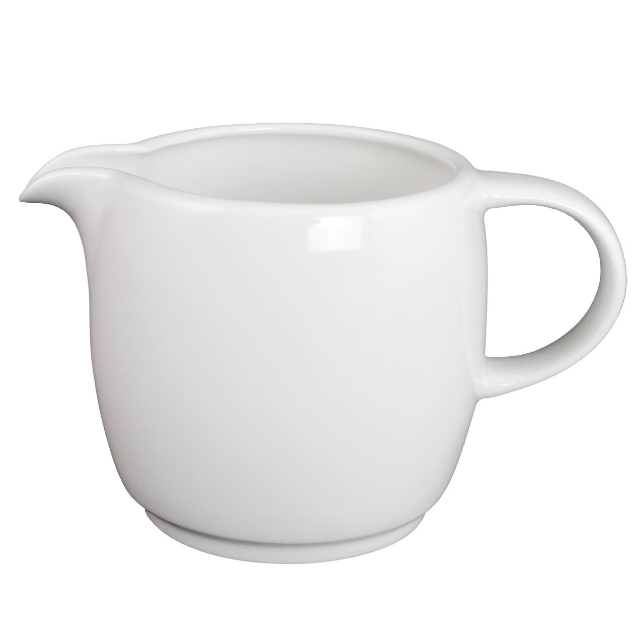 Cana Din Ceramica Alba