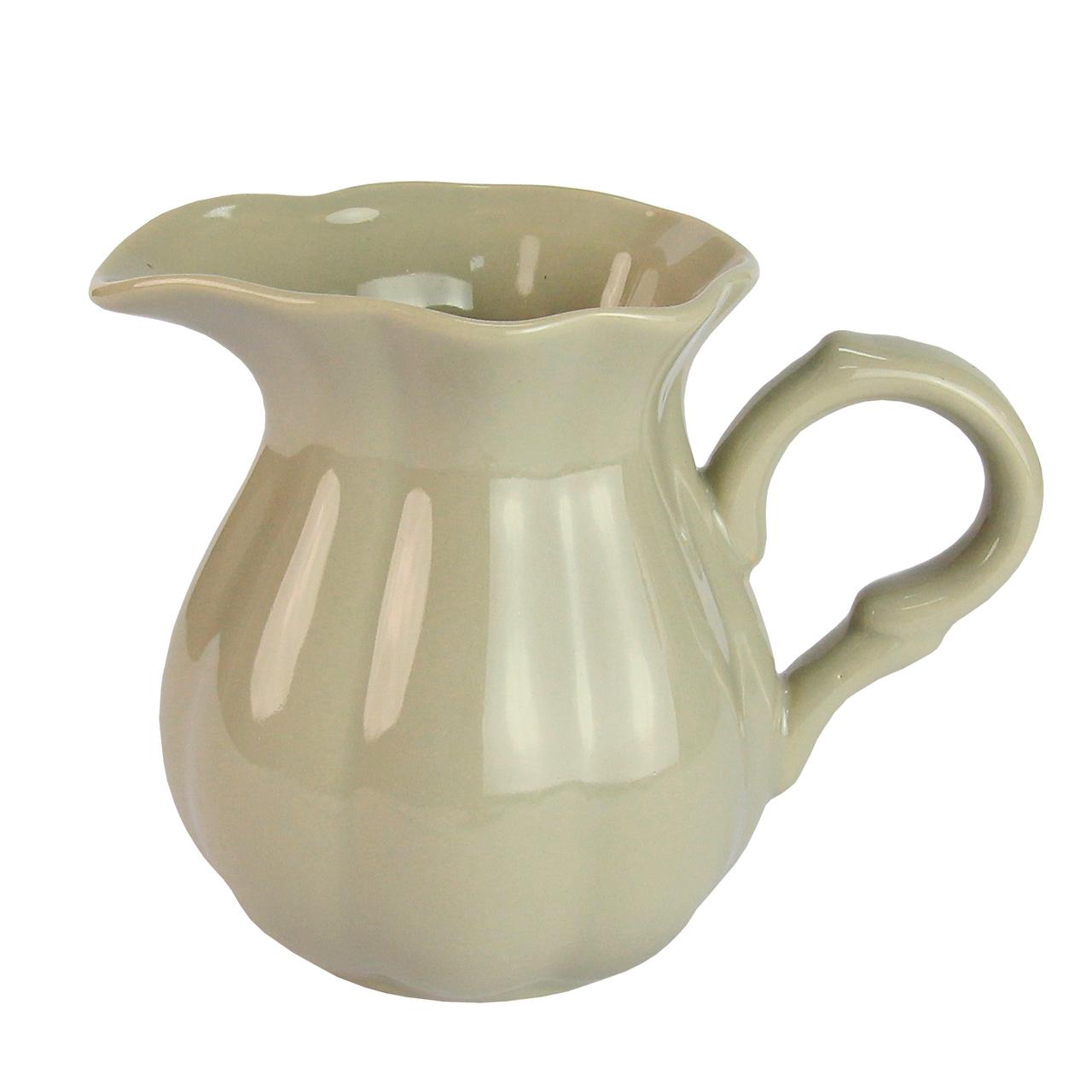 Carafa Din Ceramica Gri 0.5 L