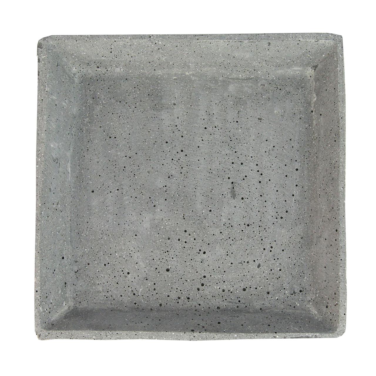 Tava Din Ciment Gri 25 Cm