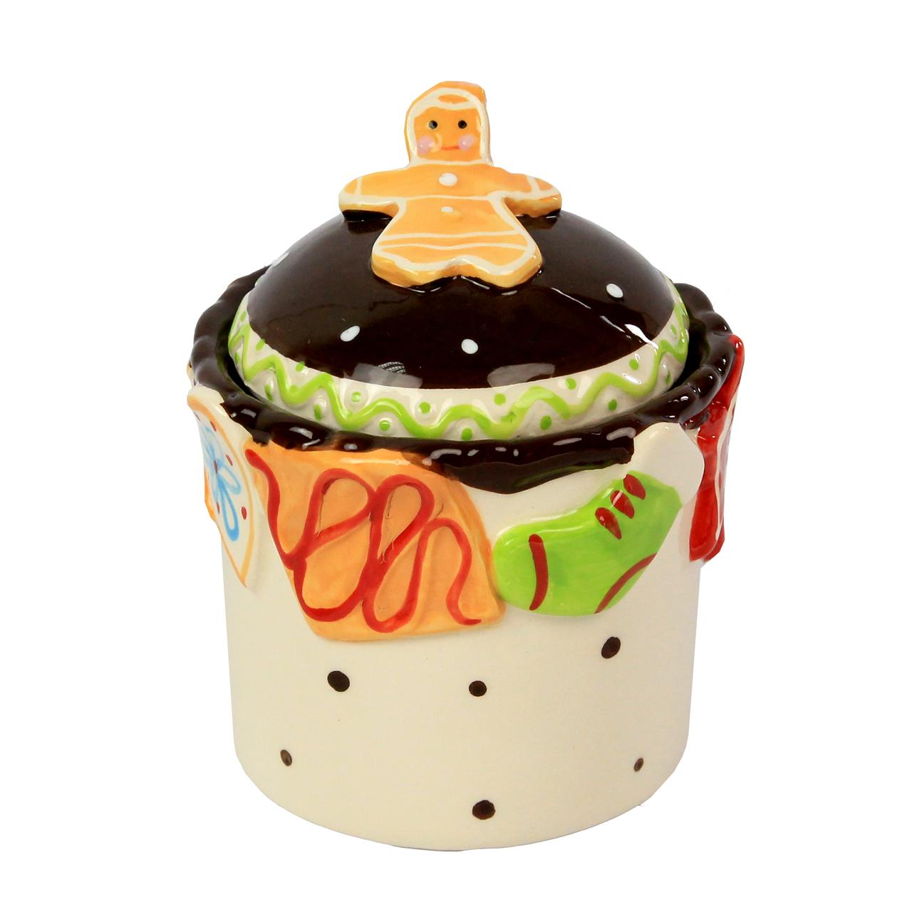 Recipient Din Ceramica Pentru Ceai 12 Cm