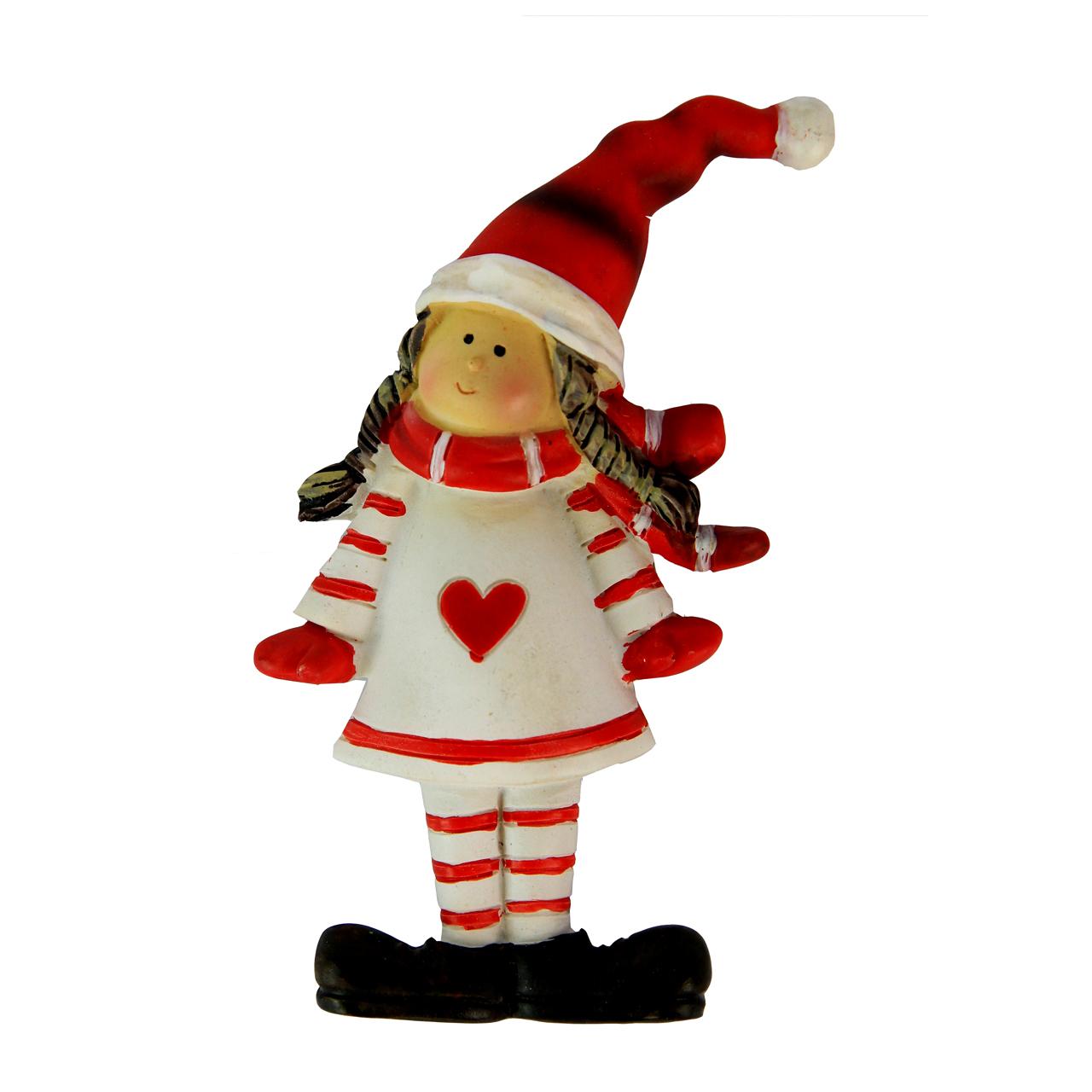 Magneti Christmas Kids Din Ceramica 9 Cm