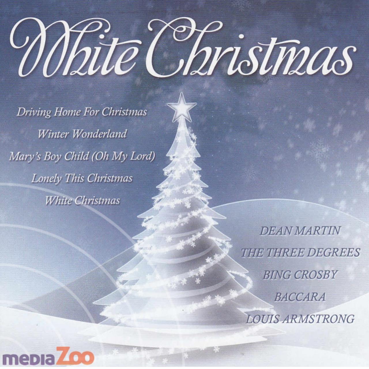 Cd Various Artists - White Christmas