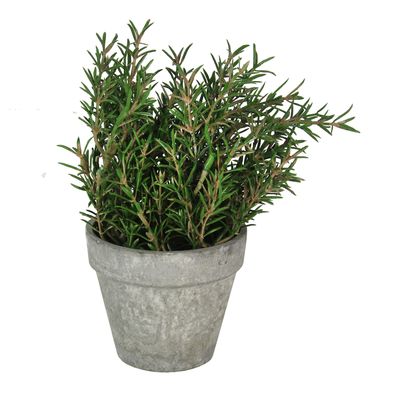 Floare Artificiala Rozmarin In Ghiveci 21 Cm