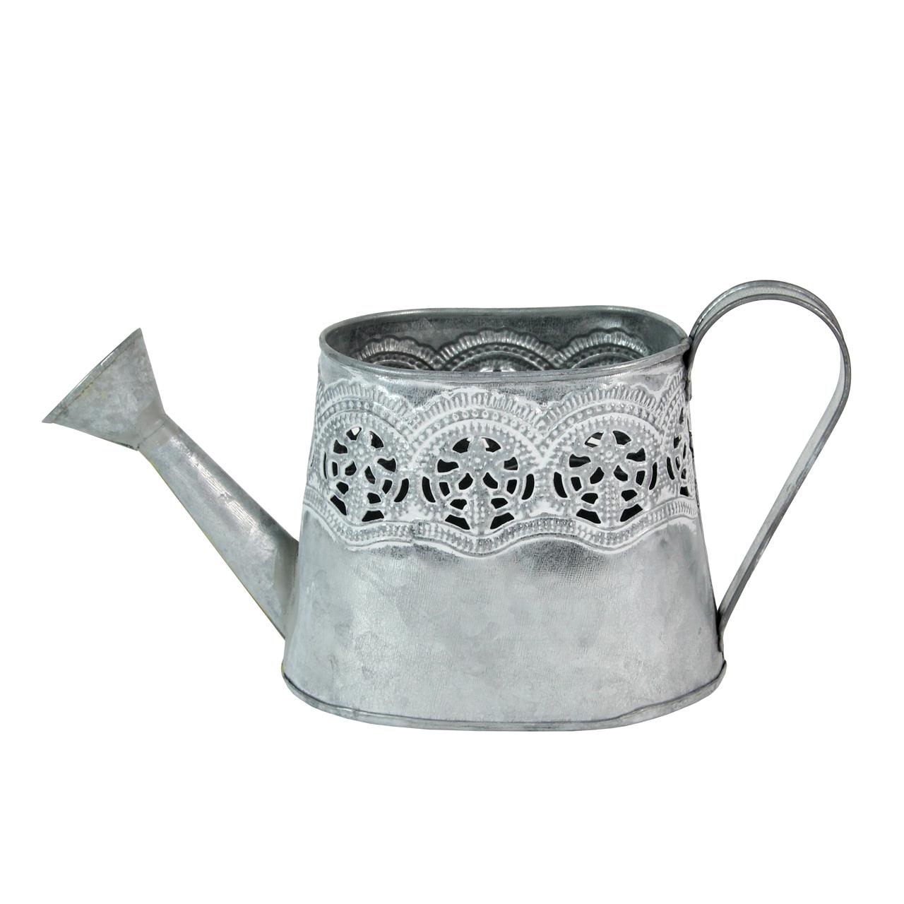Stropitoare Din Metal Argintiu 12 Cm