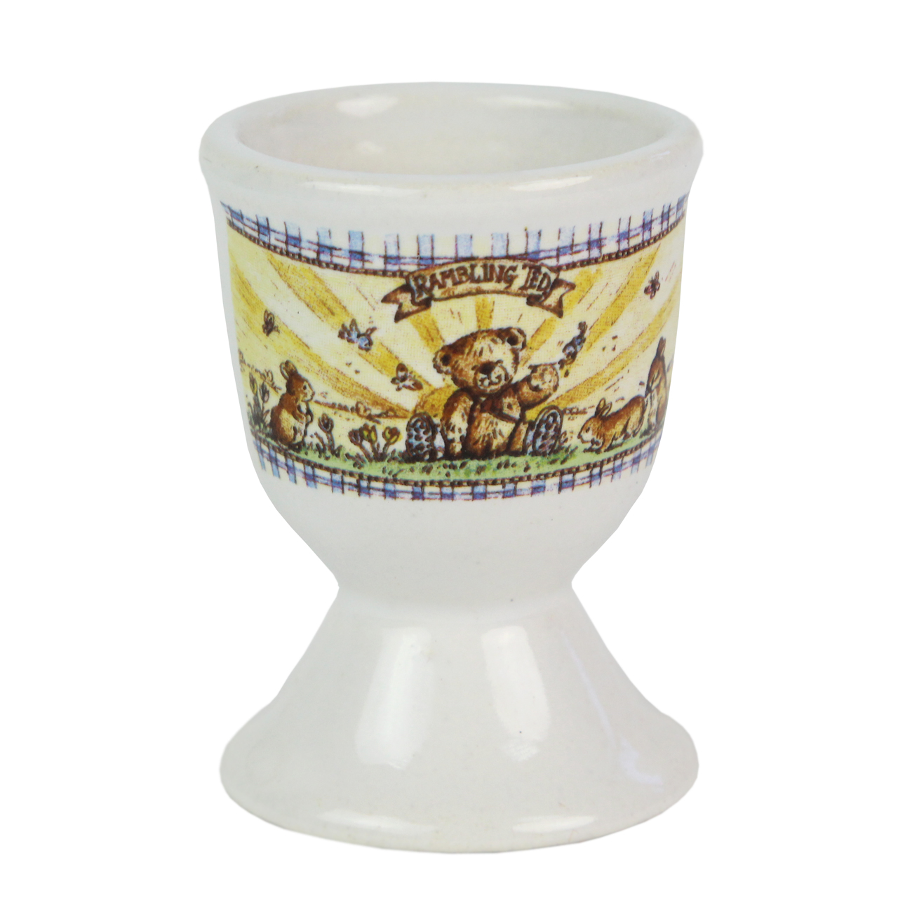 Suport Pentru Ou Din Ceramica Cu Animale
