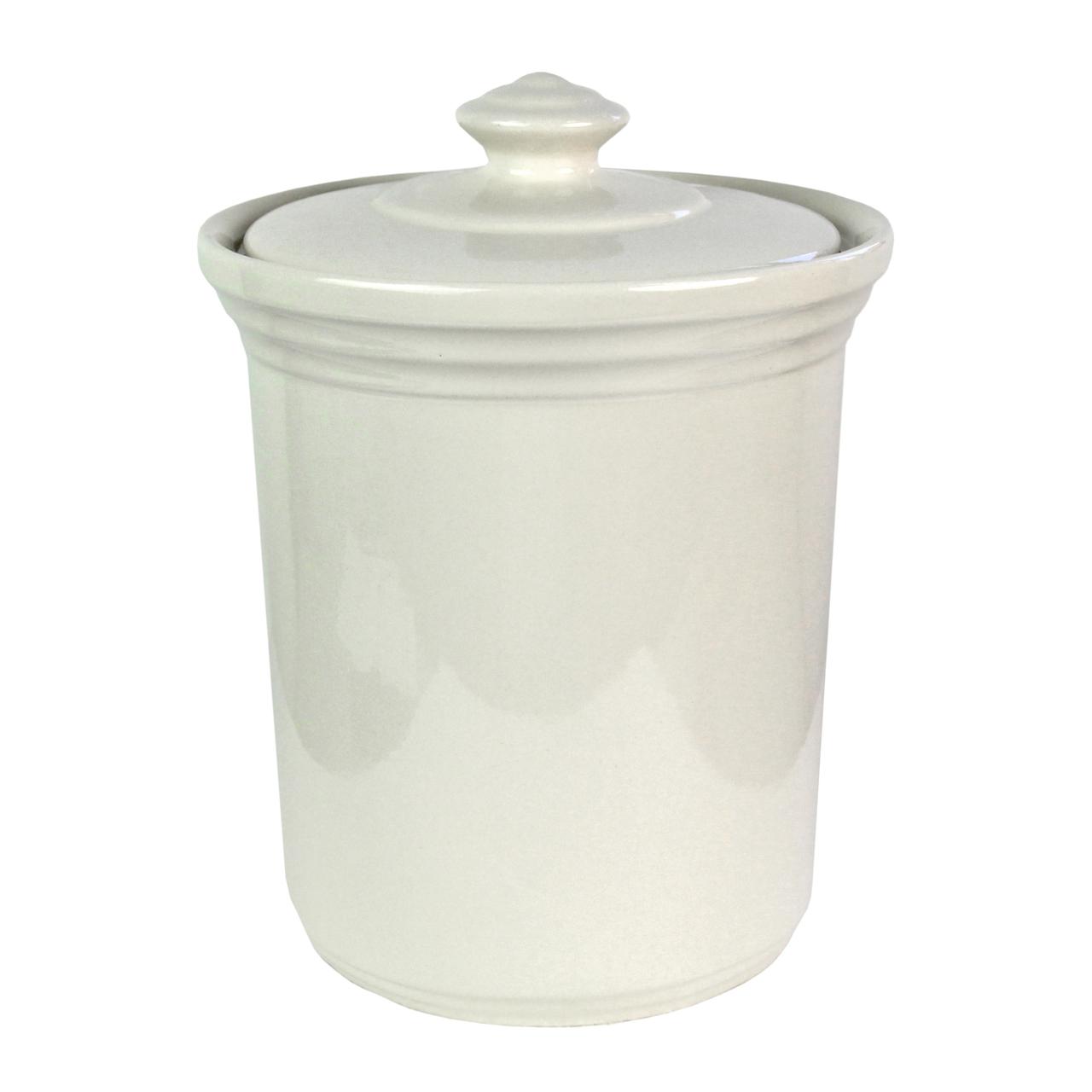 Recipient Pentru Paine Din Ceramica Crem 33 Cm