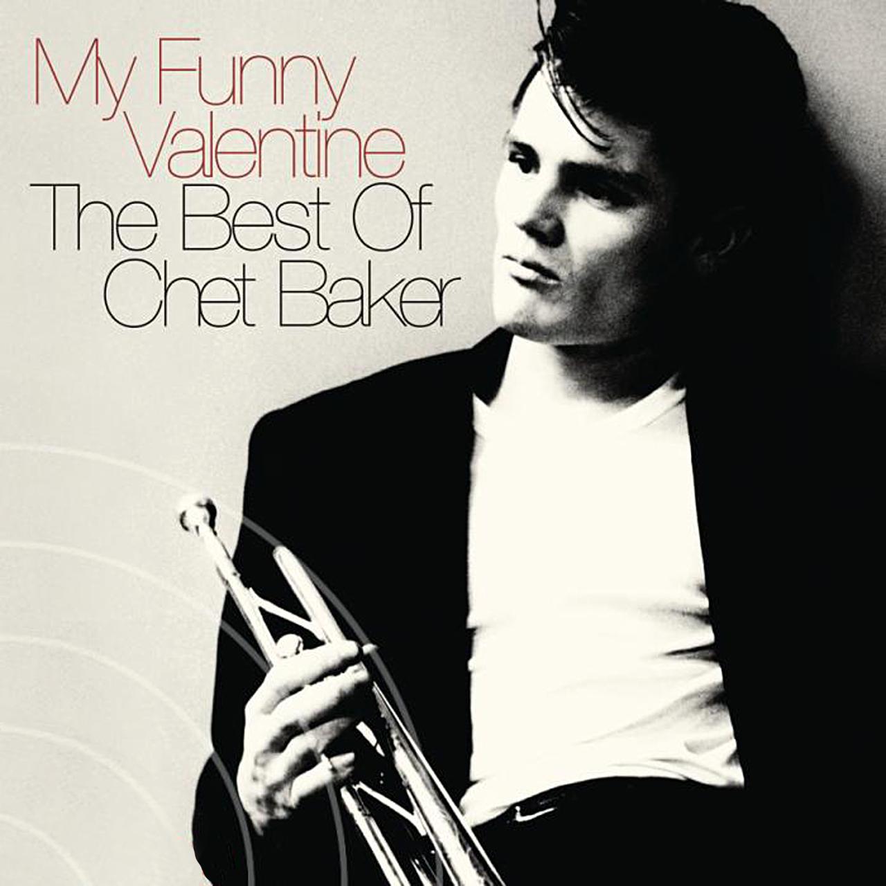 Cd Chet Baker - My Funny Valentine