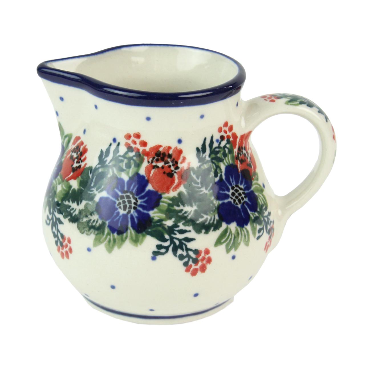 Sosiera Din Ceramica Crem Cu Coronita 8 Cm