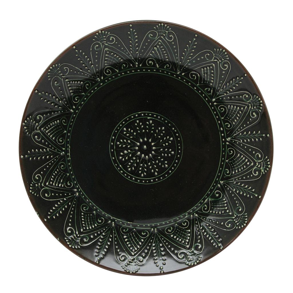 Farfurie Pentru Desert Din Ceramica Oliv 25 Cm