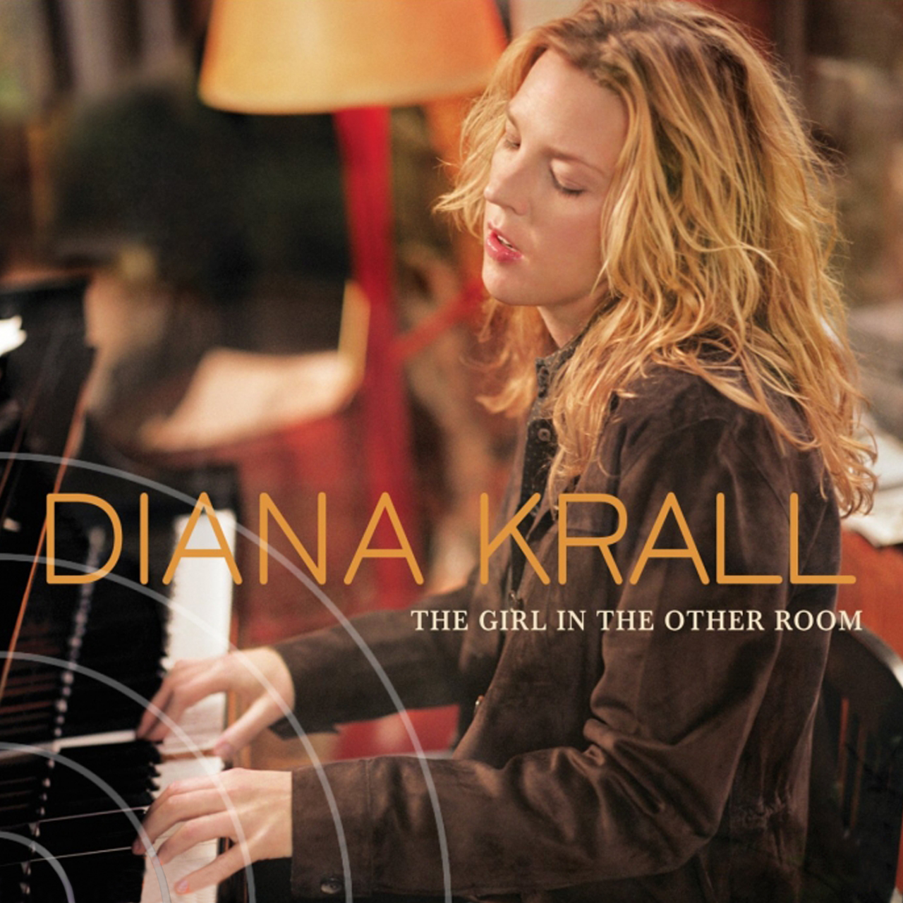 Cd Diana Krall: The Girl In The Other Room
