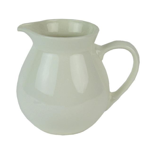 Carafa Din Ceramica Crem 17 Cm