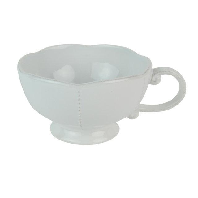Bol Din Ceramica Alba 15 Cm