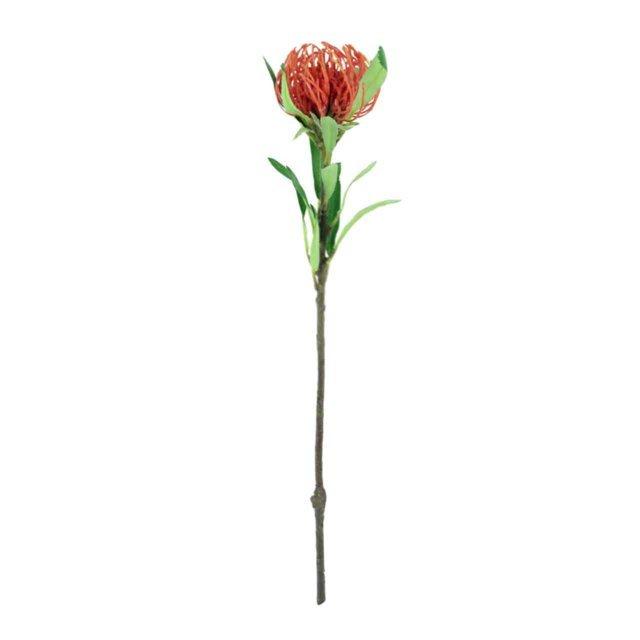 Floare Artificiala Portocalie 45 Cm