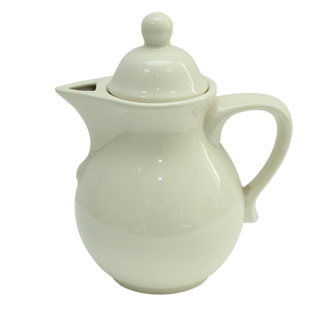 Ceainic Din Ceramica Natur 22 Cm