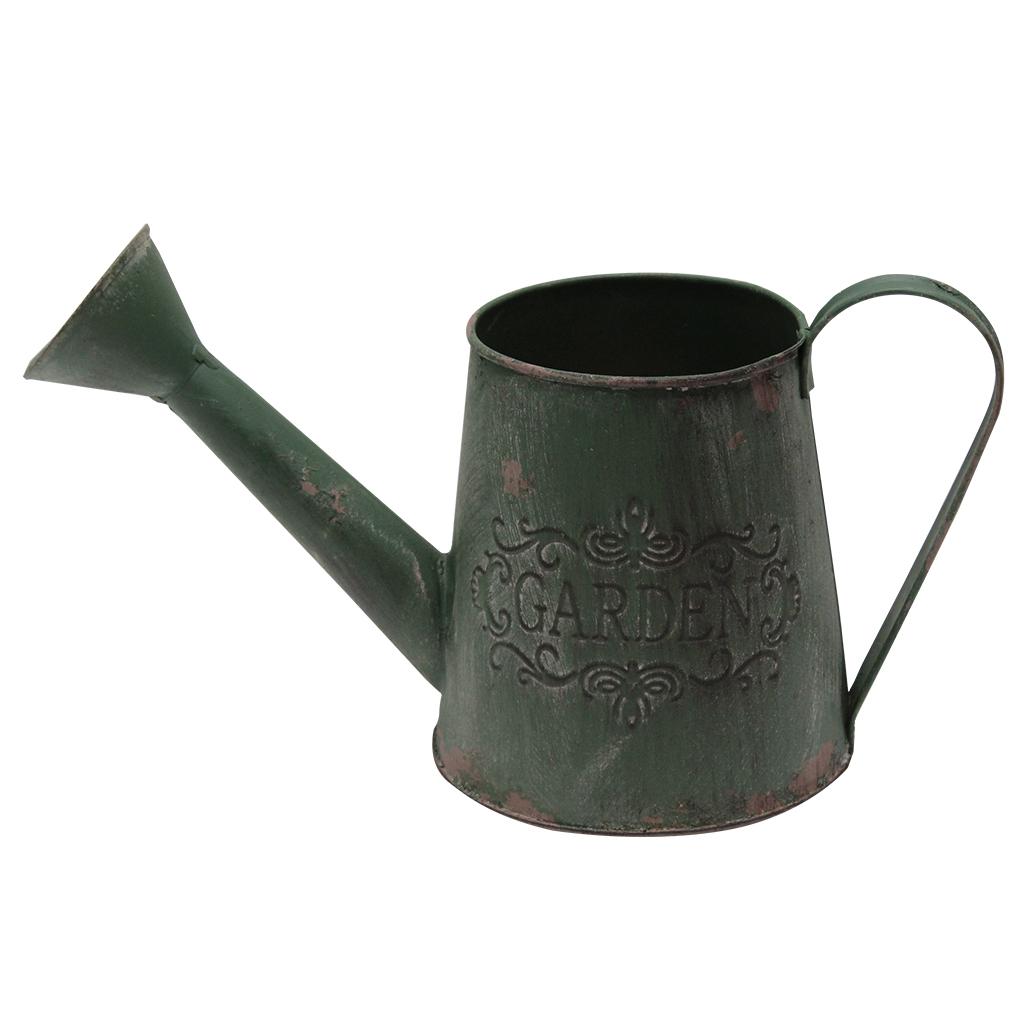 Stropitoare Din Metal Verde 16 Cm
