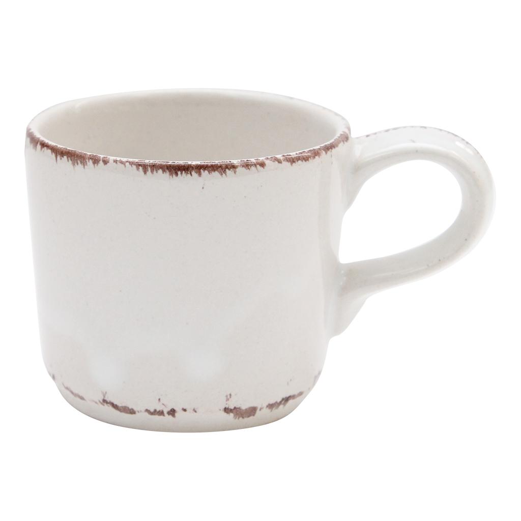 Ceasca Din Ceramica Alba 6 Cm