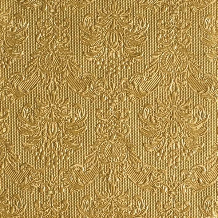 Servetele Elegance Aurii
