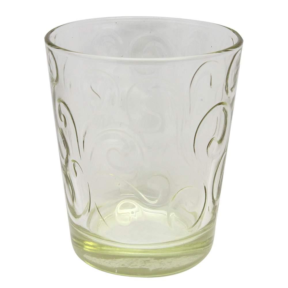 Pahar Lime Din Sticla 10 Cm