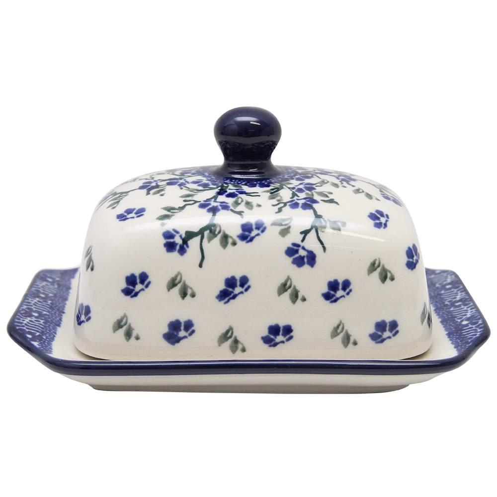Untiera Din Ceramica Albastra 15x11x8 Cm