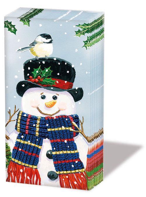 Batistute Snowman