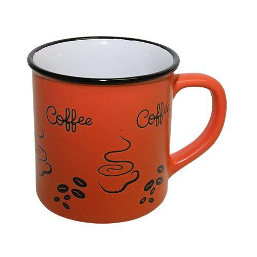 Cana Ceramica Fine Coffee Corai 10 Cm