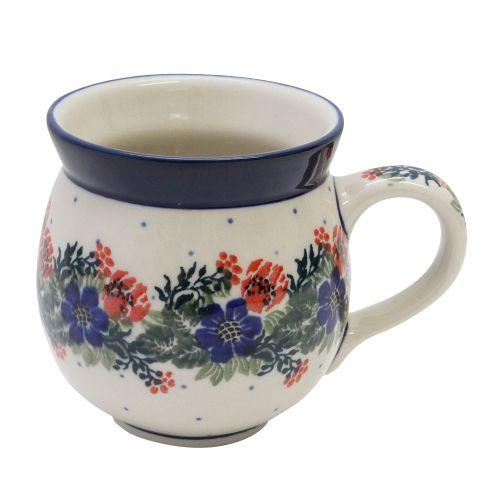 Cana Polish Special Poppy Din Ceramica 300 Ml