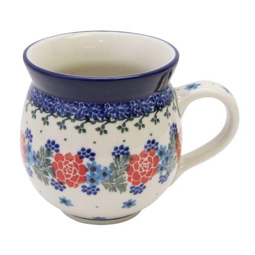 Cana Polish Special Roses Din Ceramica 300 Ml