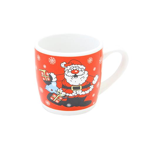 Cana Santa Din Ceramica 8 Cm