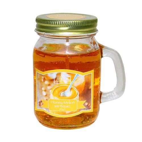 Candela Parfumata Honey 8 Cm